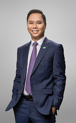 Ông Đặng Tất Thắng – Tổng Giám đốc Hãng hàng không Bamboo Airways
