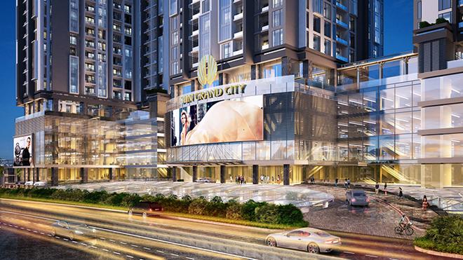 Sun Plaza Ancora có tầm nhìn ôm trọn sông Hồng và khung cảnh phía Đông thành phố (Ảnh minh hoạ)