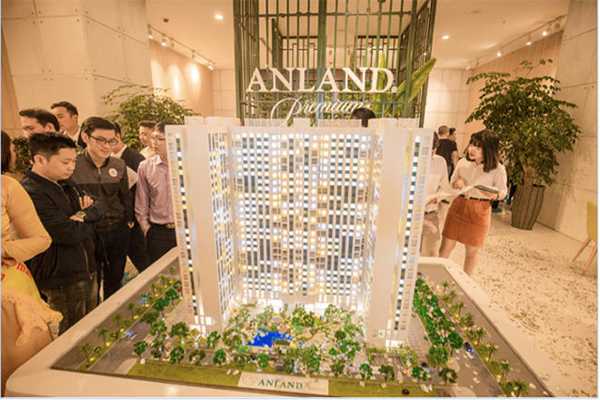 Hơn 50 căn hộ thuộc dự án Anland Premium được giao dịch thành công