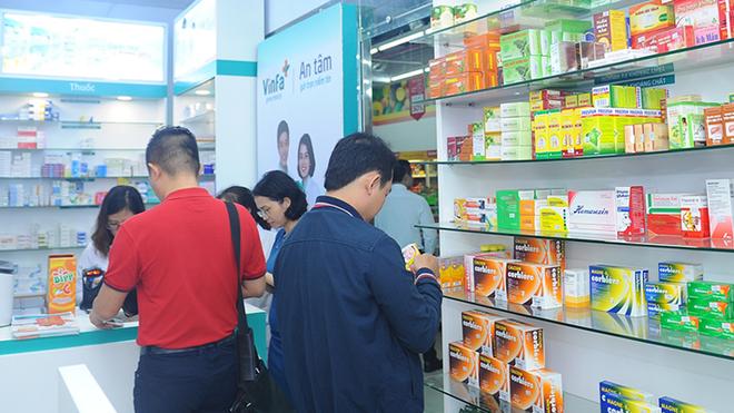 VinFa đã và đang triển khai các hoạt động nghiên cứu, sản xuất, phân phối thuốc, sinh phẩm y tế, dược mỹ phẩm, mỹ phẩm và thực phẩm chức năng với chất lượng cao nhất theo chuẩn mực quốc tế
