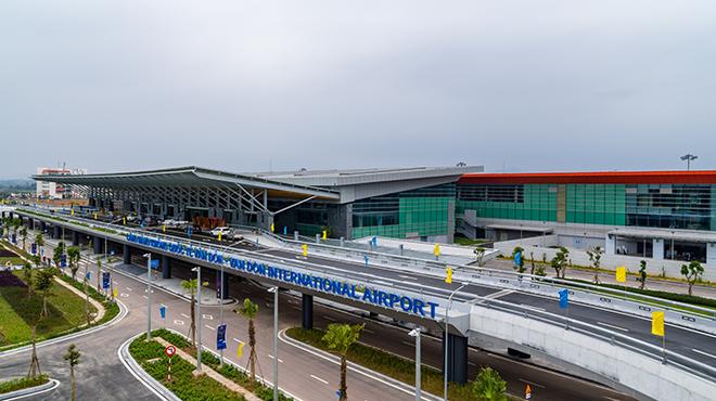 Cảng hàng không quốc tế Vân Đồn là sân bay tư nhân đầu tiên tại Việt Nam