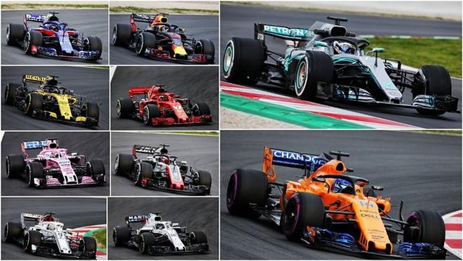 Các cấu trúc khung xe đều phải trải qua những bài kiểm tra kỹ lưỡng của FIA