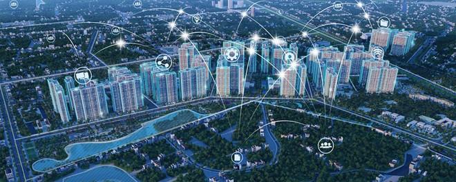 Không còn là mơ ước, Việt Nam sắp có đại đô thị thông minh đẳng cấp quốc tế