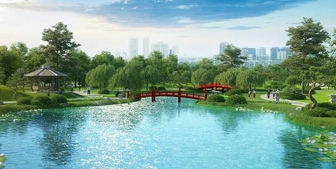 Không còn là mơ ước, Việt Nam sắp có đại đô thị thông minh đẳng cấp quốc tế ảnh 1