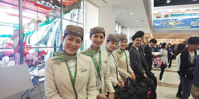 Bamboo Airways đưa những vị khách đầu tiên đến Nhật Bản ảnh 6