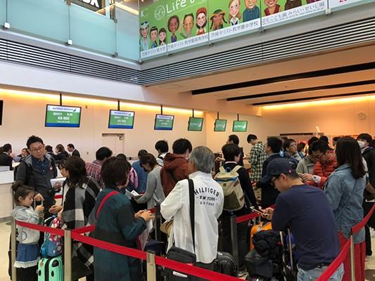 Bamboo Airways đưa những vị khách đầu tiên đến Nhật Bản ảnh 7
