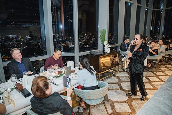 Đầu bếp lừng danh David Rocco chủ trì dạ tiệc giao lưu văn hoá Việt – Ý tại Vinpearl Luxury Landmark 81 ảnh 4