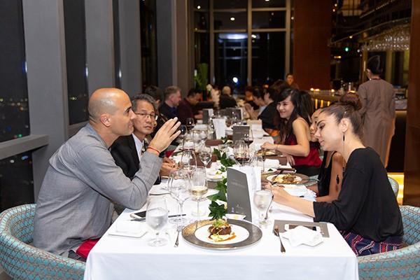 Đầu bếp lừng danh David Rocco chủ trì dạ tiệc giao lưu văn hoá Việt – Ý tại Vinpearl Luxury Landmark 81