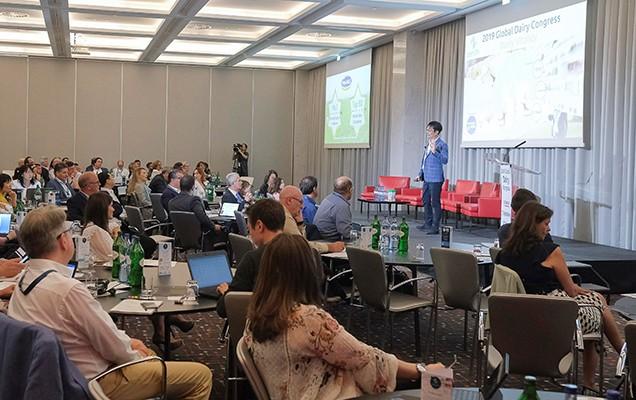 Hội nghị sữa toàn cầu năm 2019 diễn ra tại Bồ Đào Nha quy tụ các đại diện trong Top 50 công ty sữa lớn của thế giới