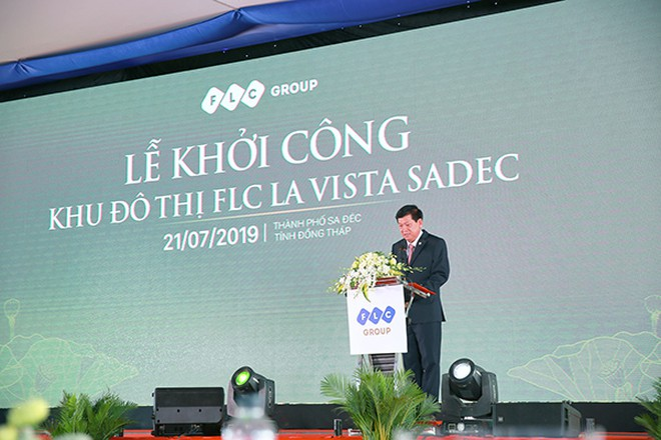 Ông Võ Thanh Tùng – Phó Bí thư Thành ủy, Chủ tịch UBND Thành phố Sa Đéc