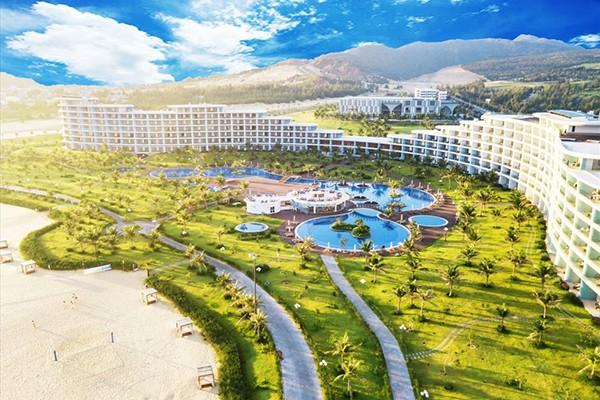 FLC Quy Nhơn, quần thể du lịch nghỉ dưỡng sinh thái tiêu chuẩn quốc tế đầu tiên góp phần đáng kể trong thúc đẩy phát triển