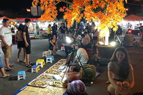 Chợ đêm Sơn Trà, Đà Nẵng