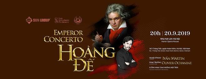 Dàn nhạc giao hưởng Mặt trời chính thức bán vé các chương trình hòa nhạc lớn trong mùa diễn mới