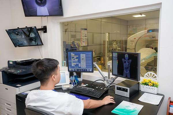 Hệ thống PET/CT hiện đại nhất Đông Nam Á tại Vinmec giúp chẩn đoán sớm ung thư một cách chính xác nhất