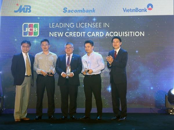 MB vinh dự nhận 4 giải thưởng danh giá từ tổ chức thẻ quốc tế Nhật Bản JCB ảnh 2