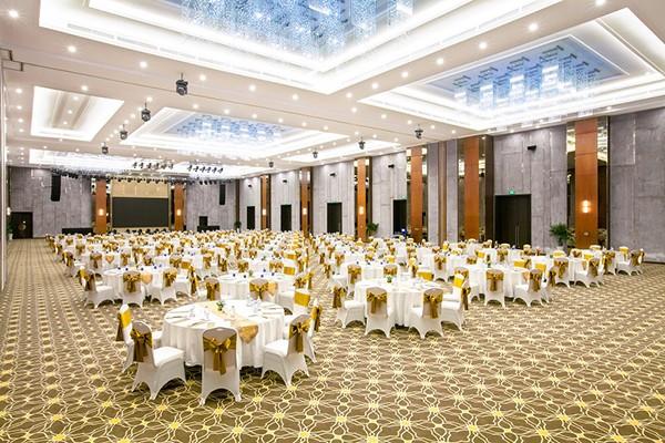 Vinpearl Convention Center Phú Quốc sở hữu hệ thống phòng họp hiện đại là địa điểm tổ chức những sự kiện tầm cỡ châu lục và quốc tế.