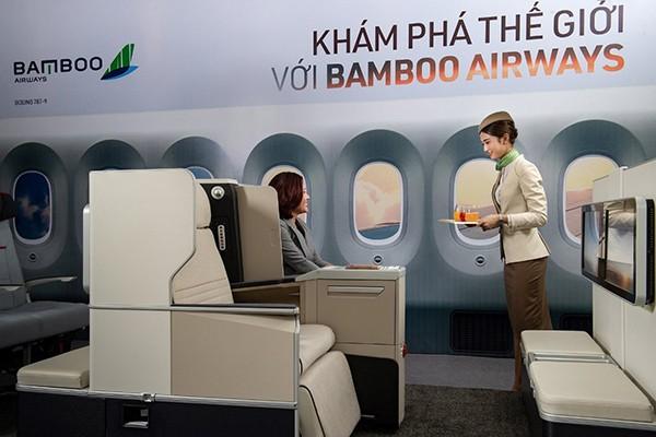 Bamboo Airways đang cân nhắc đưa ghế Aura Enhanced thuộc tập đoàn Zodiac Aerospace vào nội thất