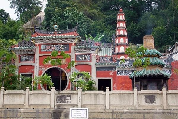 Đền A Ma – ngôi đền linh thiêng nhất Macao, Trung Quốc