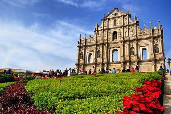 Nhà thờ Thánh Paul tại Macao
