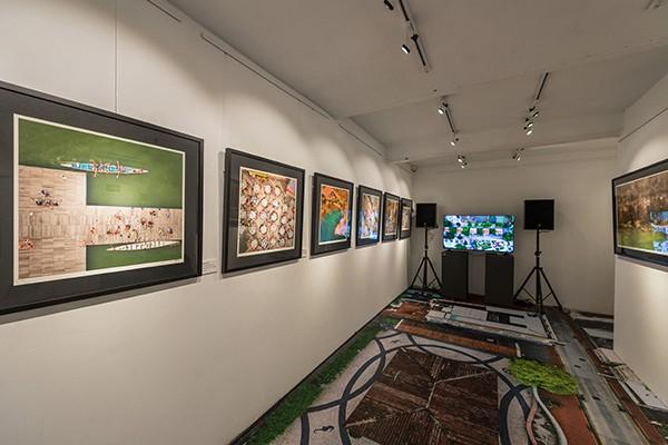 Bảo tàng gồm hai tầng trưng bày các tuyệt tác nghệ thuật của những nghệ sĩ nổi tiếng tại Taipa và các vùng lân cận