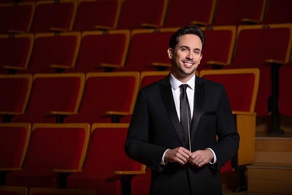 Nhạc trưởng Olivier Ochanine