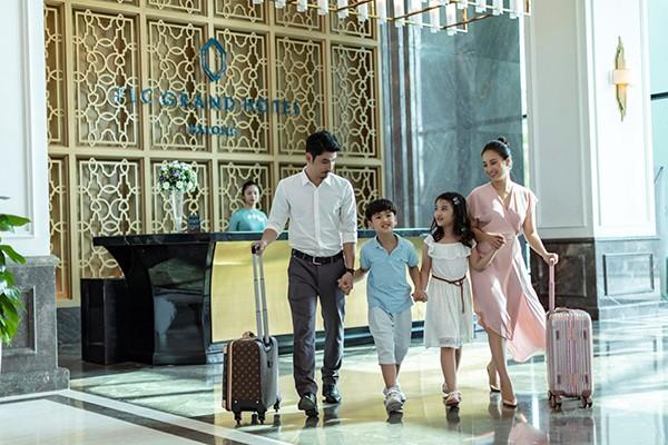 Với FLC Holiday, các gia đình có thể yên tâm tận hưởng kỳ nghỉ 5 sao mới chi phí hợp lý