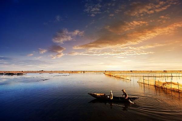 Phá Tam Giang – Đầm phá nước lợ lớn nhất Đông Nam Á