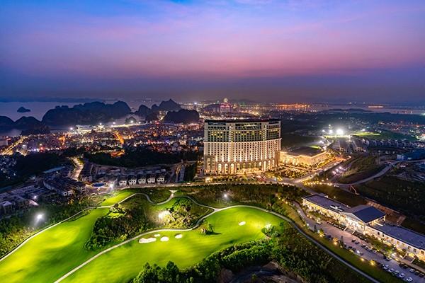 5 điểm nhấn độc đáo tại khách sạn hội nghị hàng đầu châu Á FLC Hạ Long ảnh 1
