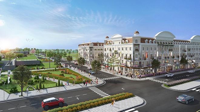 Shophouse Hạ Long: Đầu tư cuối 2019, kinh doanh ngay quý I/2020