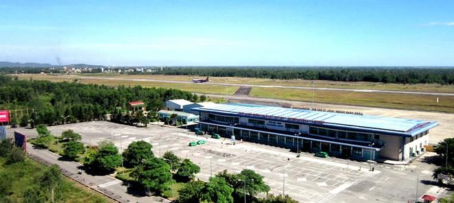 Dự án mở rộng sân bay quốc tế Phú Bài tại Huế do Tổng công ty Cảng hàng không Việt Nam làm chủ đầu tư sẽ được tiến hành ngay trong năm 2019, với tổng mức đầu tư khoảng 2.200 tỷ đồng.