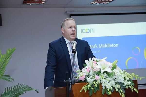 Vinmec và Icon group hợp tác chiến lược điều trị ung thư theo tiêu chuẩn quốc tế ảnh 2