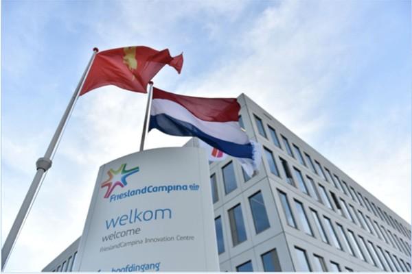 Hà Lan còn là trung tâm của những nghiên cứu, phát minh về sữa trên thế giới