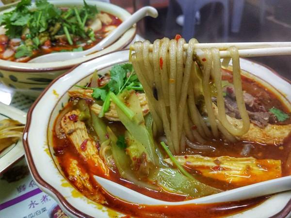 Đây là một trong những nhà hàng phục vụ món mỳ chua cay Tứ Xuyên nổi tiếng nhất Macao