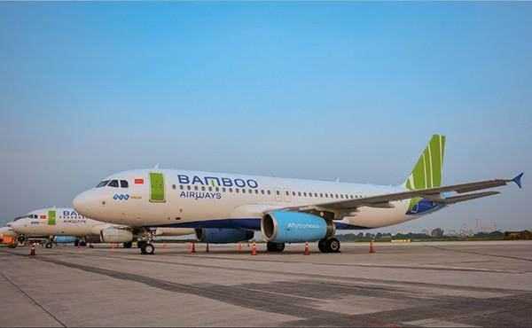 Bamboo Airways đang khai thác đường bay TP. HCM – Đồng Hới với tần suất 1 chuyến khứ hồi 1 tuần