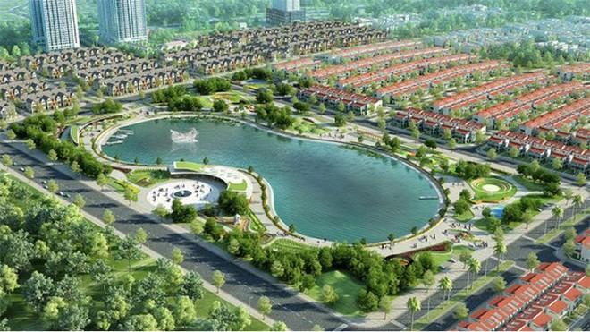 Công viên Thiên văn học nằm ngay trung tâm khu đô thị Dương Nội