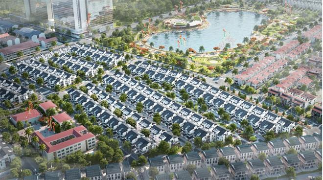 Giá trị của BĐS tại khu đô thị Dương Nội tăng cao nhờ tích hợp đầy đủ các tiện ích