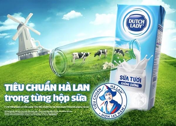 Cô Gái Hà Lan - thương hiệu sữa đầu tiên nhận huy hiệu Hoàng gia Hà Lan ảnh 4