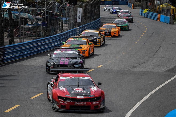 Thailand Super Series sẽ là giải đua phụ của chặng đua F1 Hà Nội