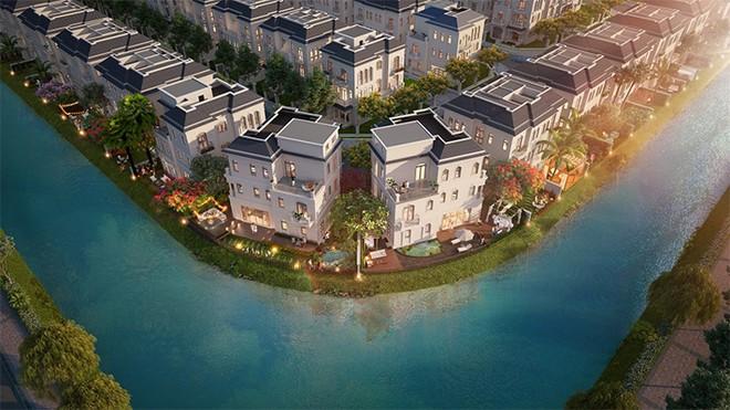 Ra mắt phân khu Phong Lan – biệt thự sinh thái phong cách Ý giữa lòng thành phố Thanh Hóa