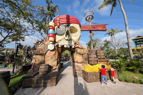 Phú Quốc khai trương công viên nước nghìn tỷ hiện đại nhất Đông Nam Á