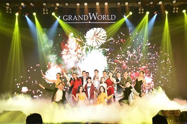 Ngay khi khánh thành vào quý 4/2020, Grand World sẽ là nơi diễn ra các đại nhạc hội đẳng cấp quốc tế, quy tụ các nghệ sĩ và DJ thế giới