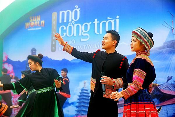Văn hóa Tây Bắc thấm đẫm trong từng hoạt động của lễ hội