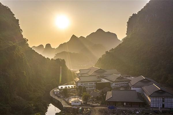 Mô phỏng khu nghỉ dưỡng suối khoáng nóng cao cấp Yoko Onsen, Quang Hanh
