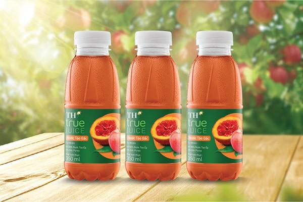 Nước ép trái cây TH true JUIC