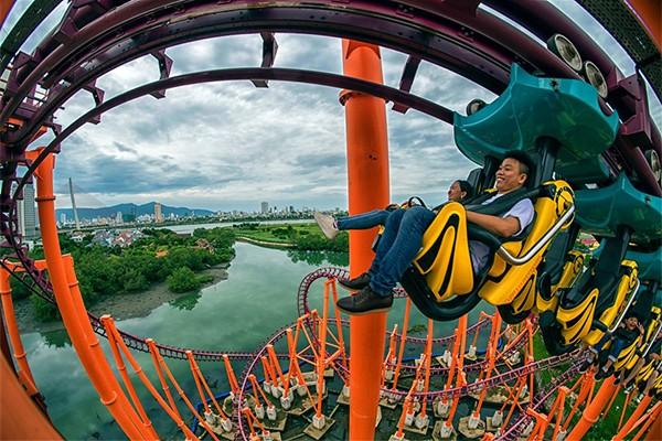 """Sun World Danang Wonders (Công viên châu Á - Asia Park) chuẩn bị cho một """"diện mạo"""" mới trong năm 2020"""