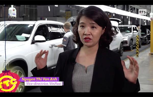 Truyền hình Thụy Sỹ gọi VinFast là 'kẻ thách thức ngành ô tô thế giới'