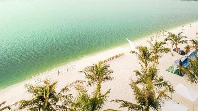 Trải nghiệm quanh năm được sống ở biển, dưới bóng dừa xanh mát tại Vinhomes Ocean Park