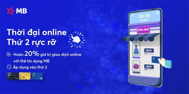 MB là ngân hàng đầu tiên tặng bảo hiểm Corona cho chủ thẻ tín dụng mới