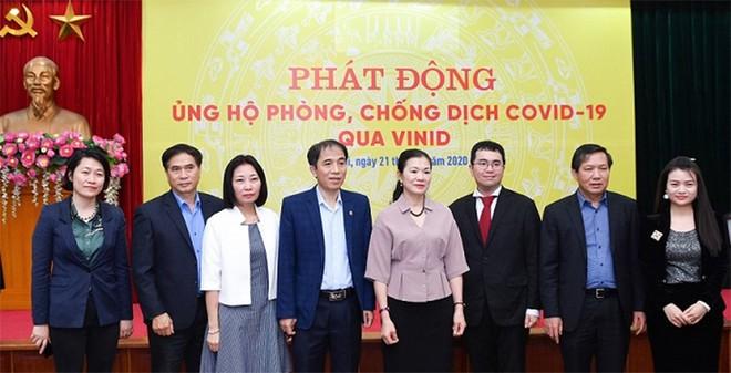 Đại diện UBTƯ MTTQ Việt Nam