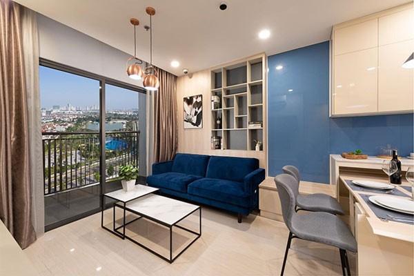 Hình ảnh căn hộ mẫu - Dự án Vinhomes Smart City